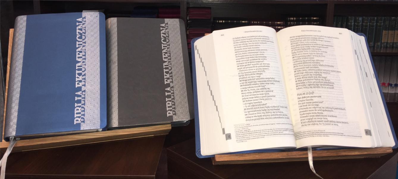 Pismo Święte - nowe tłumaczenie