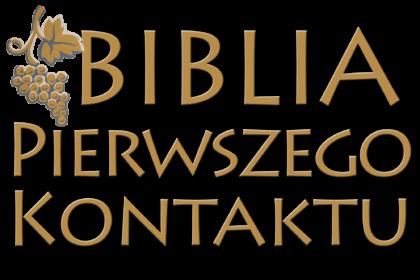 biblia pierwszego kontaktu